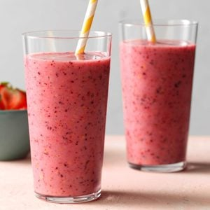 Tropical Berry Smoothies