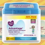 Walmart Recalls 23,000 Containers of Baby Formula for Metal Contamination