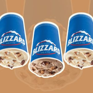 The New Reese's Blizzards at Dairy Queen Are a Peanut Butter Dream Come True