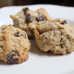 How to Make a Good-for-You Chocolate Chip Cookie