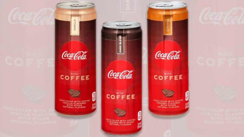cocacola coffee