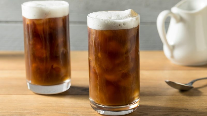 How To Make A Copycat Starbucks Cold Foam Cold Brew Taste
