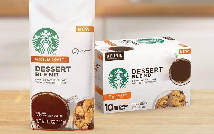 Starbucks dessert blend