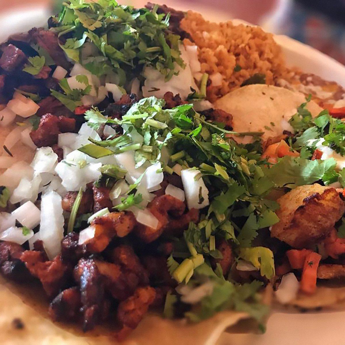 The best Mexican restaurant in Alaska El Dorado