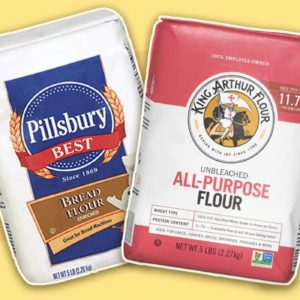 17 E. Coli Cases Prompt Pillsbury and King Arthur Flour Recall