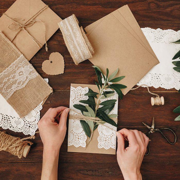 How to make Wedding Invitation.
