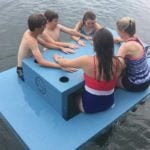Sam's Club Is Selling This Floating Picnic Table and We Need One