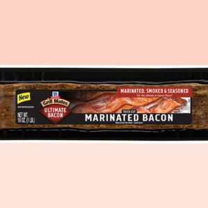 Bacon-Infused Bacon Is the Breakfast Staple You Didn't Know You Needed