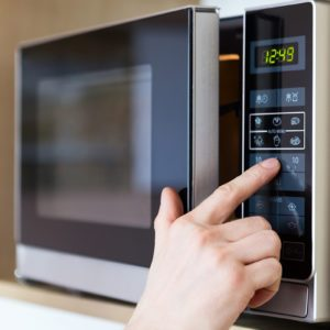 How to Find Your Microwave's Wattage