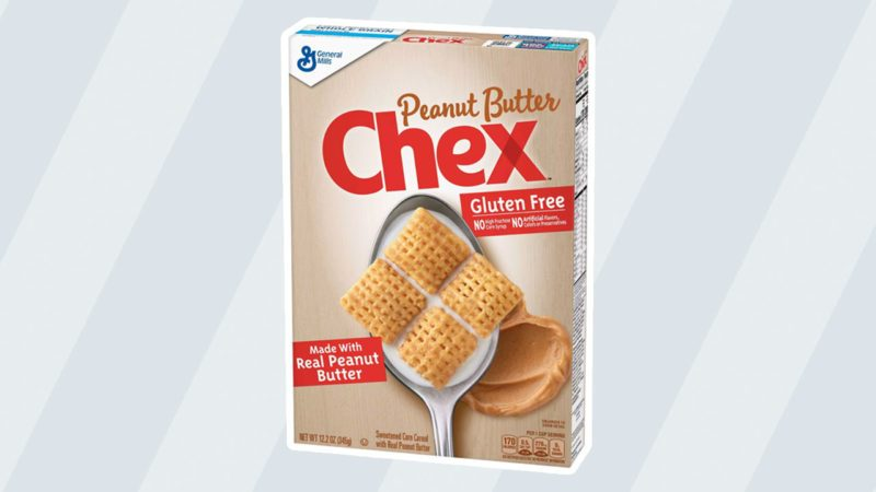 peanut butter chex cereal