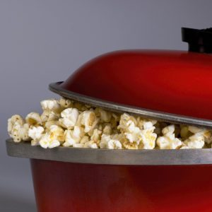 How to Make Popcorn the Old-Fashioned Way