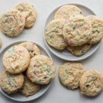 How to Make Rainbow Chip Cookies