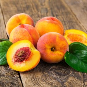 How to Make Peach Baby Food at Home