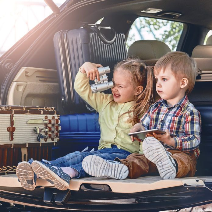 The Best Road Trip Games for Kids
