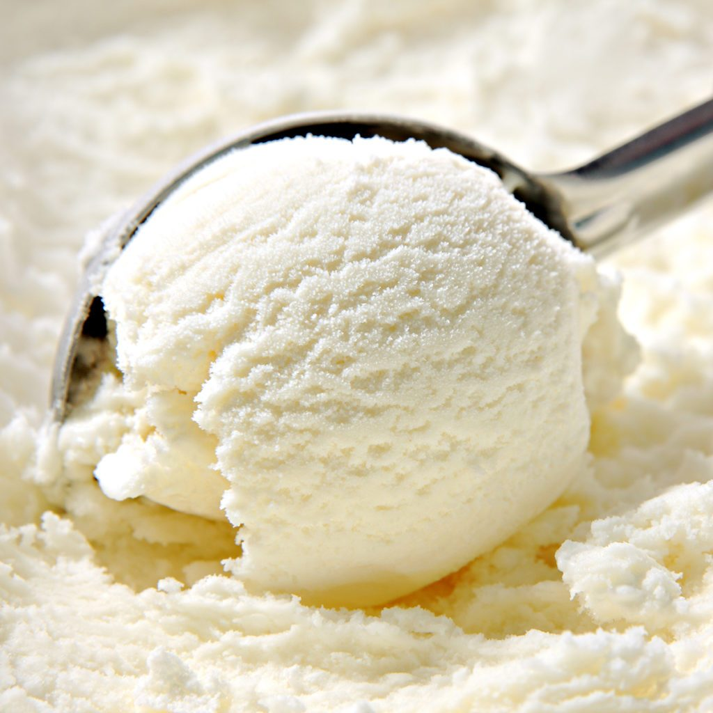 Ice cream scooped out of container ; Shutterstock ID 189820601; Job (TFH, TOH, RD, BNB, CWM, CM): Taste of Home