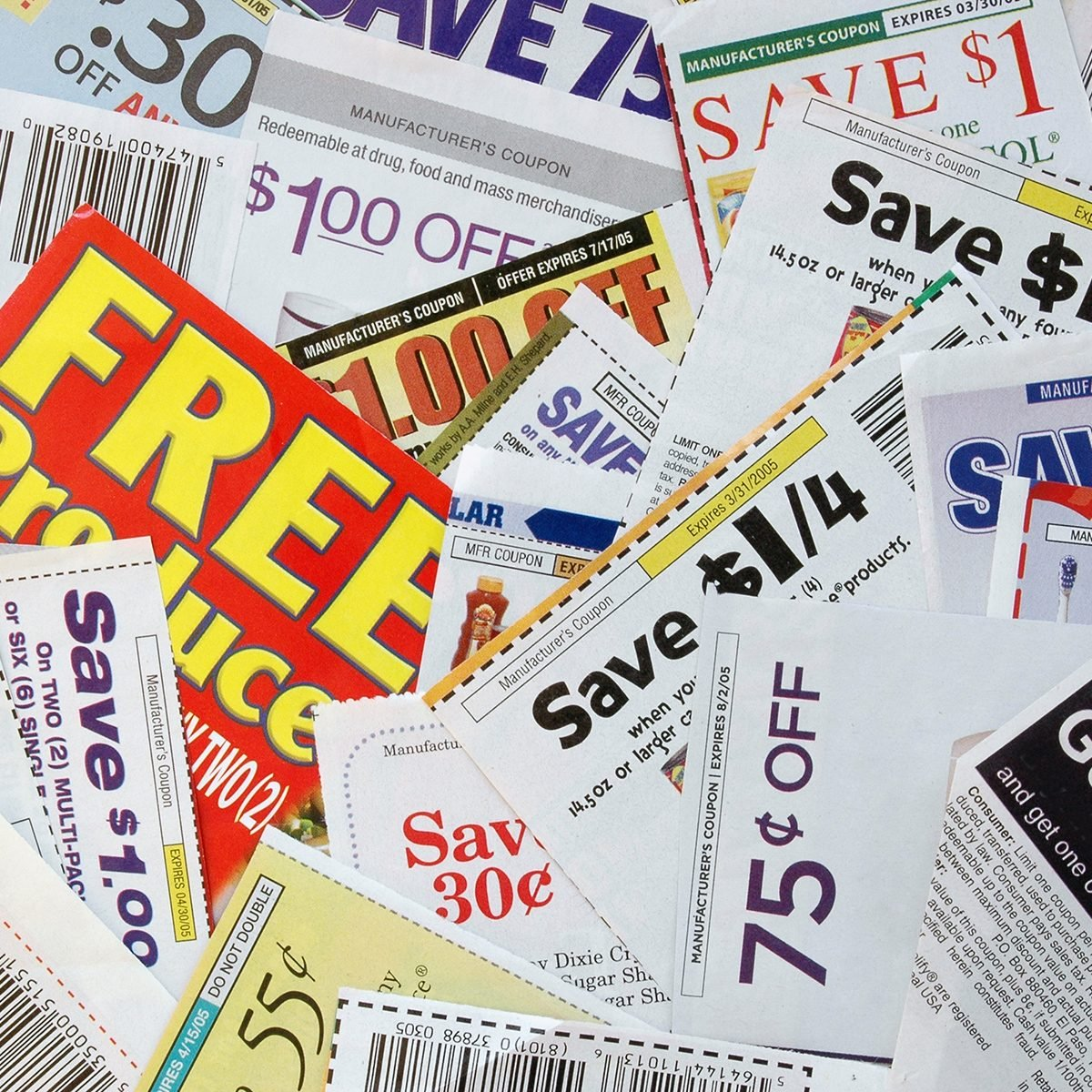 coupon time; Shutterstock ID 540903