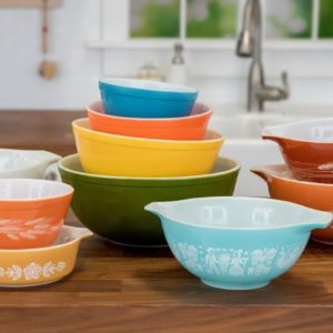 The Vintage Pyrex Patterns You Remember from Grandma's House