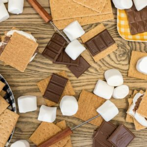 These Ingredients Make the Best S'mores Ever
