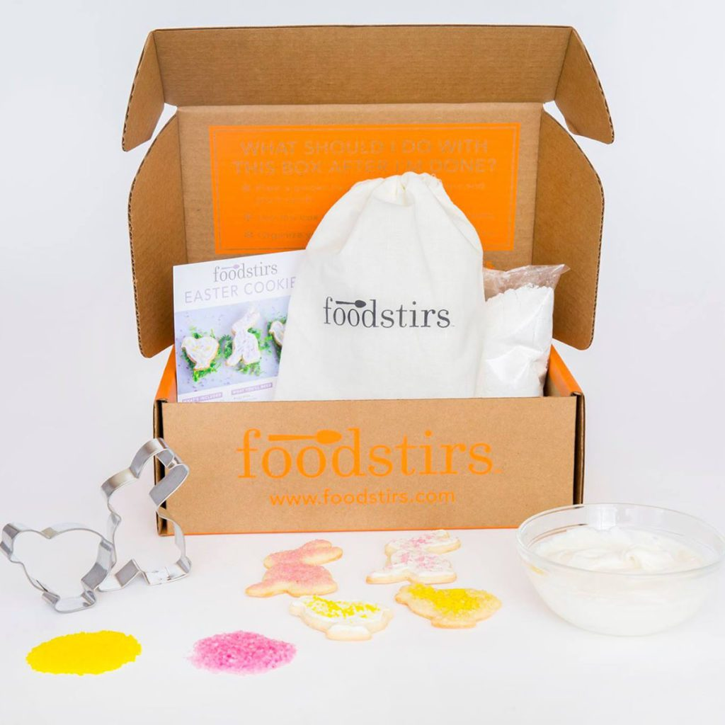 food stirs, cooking at home box