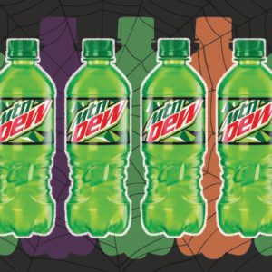 This New Mountain Dew Mystery Flavor Should Be Here for Halloween