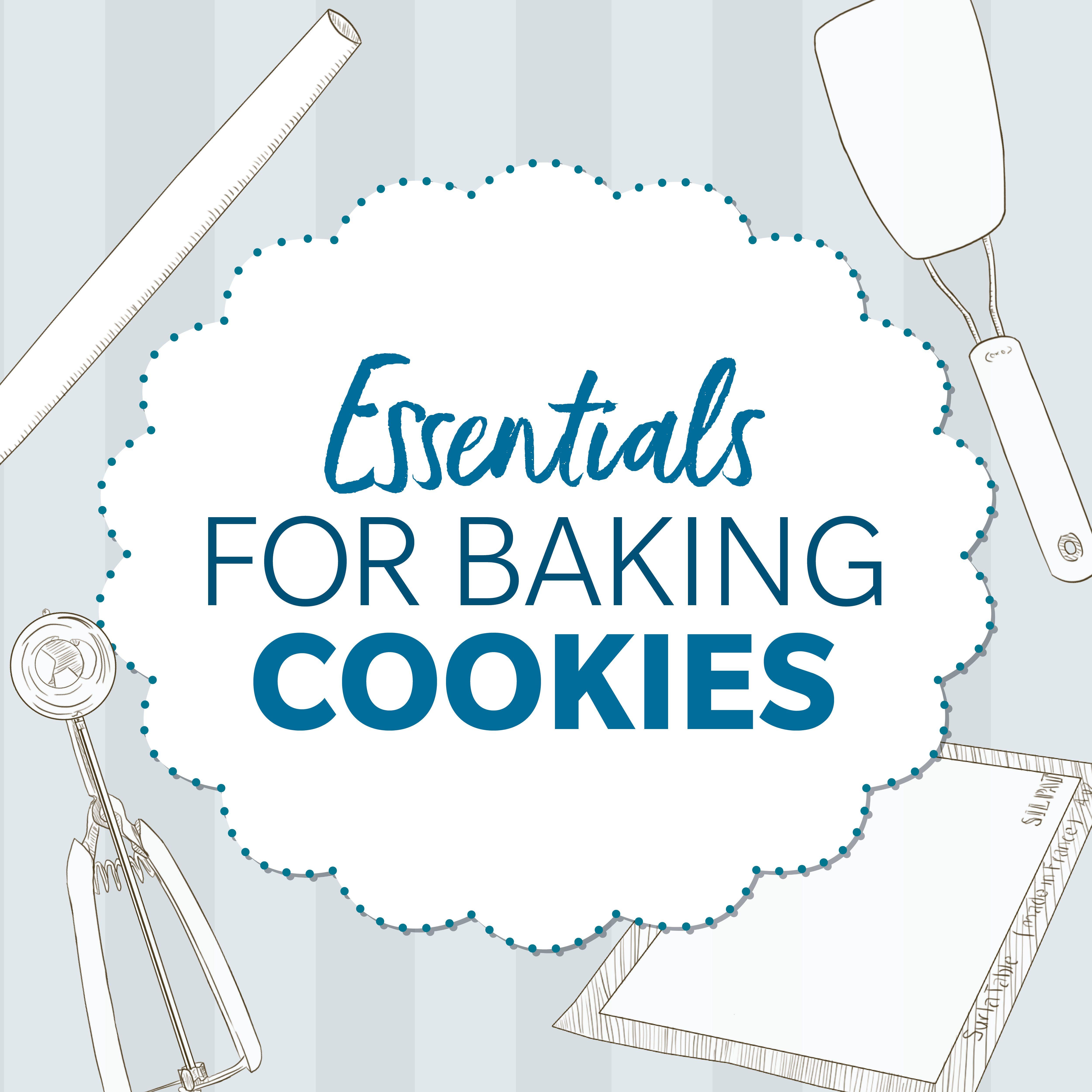 6 Tools You Need to Make Baking Cookies Easier
