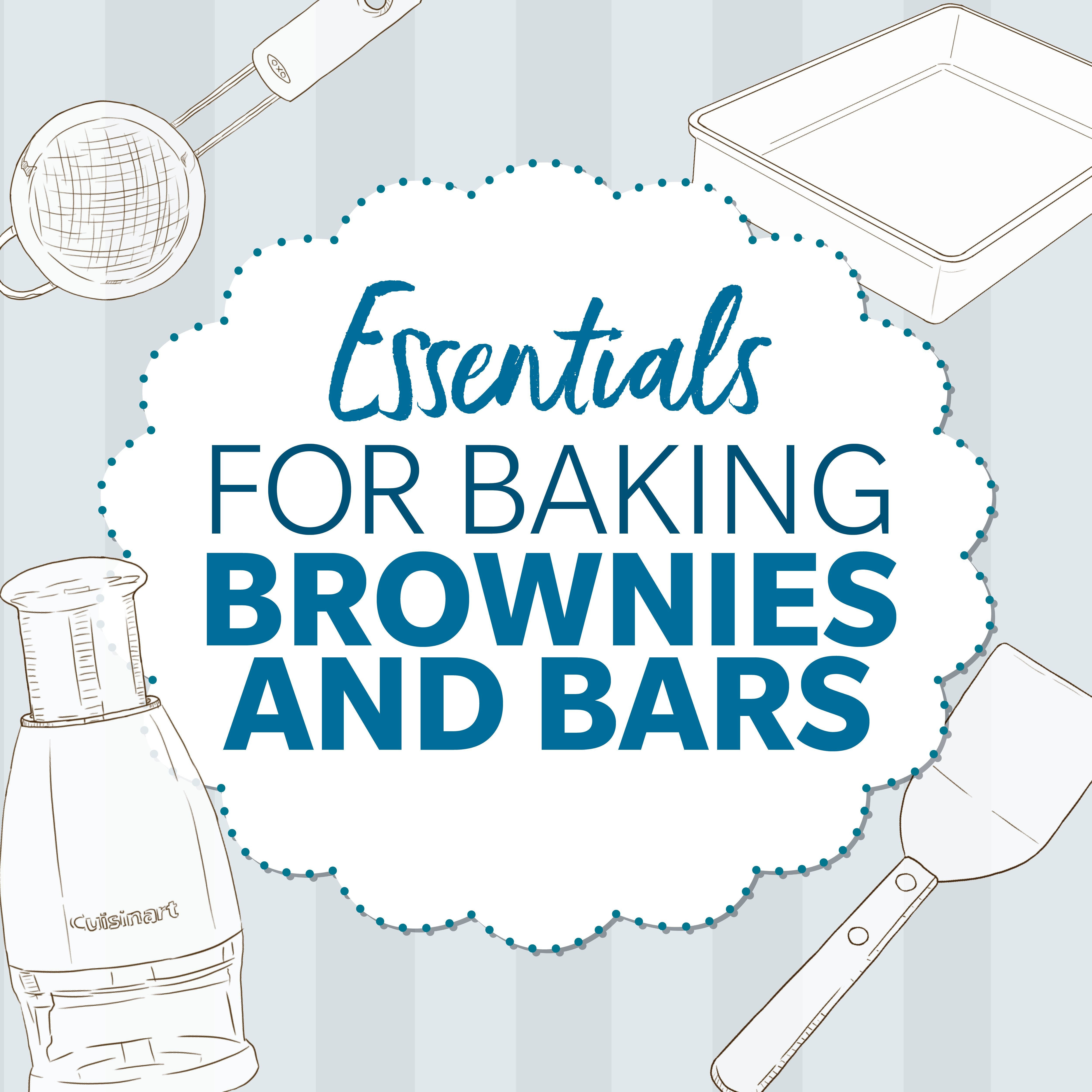 6 Tools You Need to Make Better Dessert Bars and Brownies