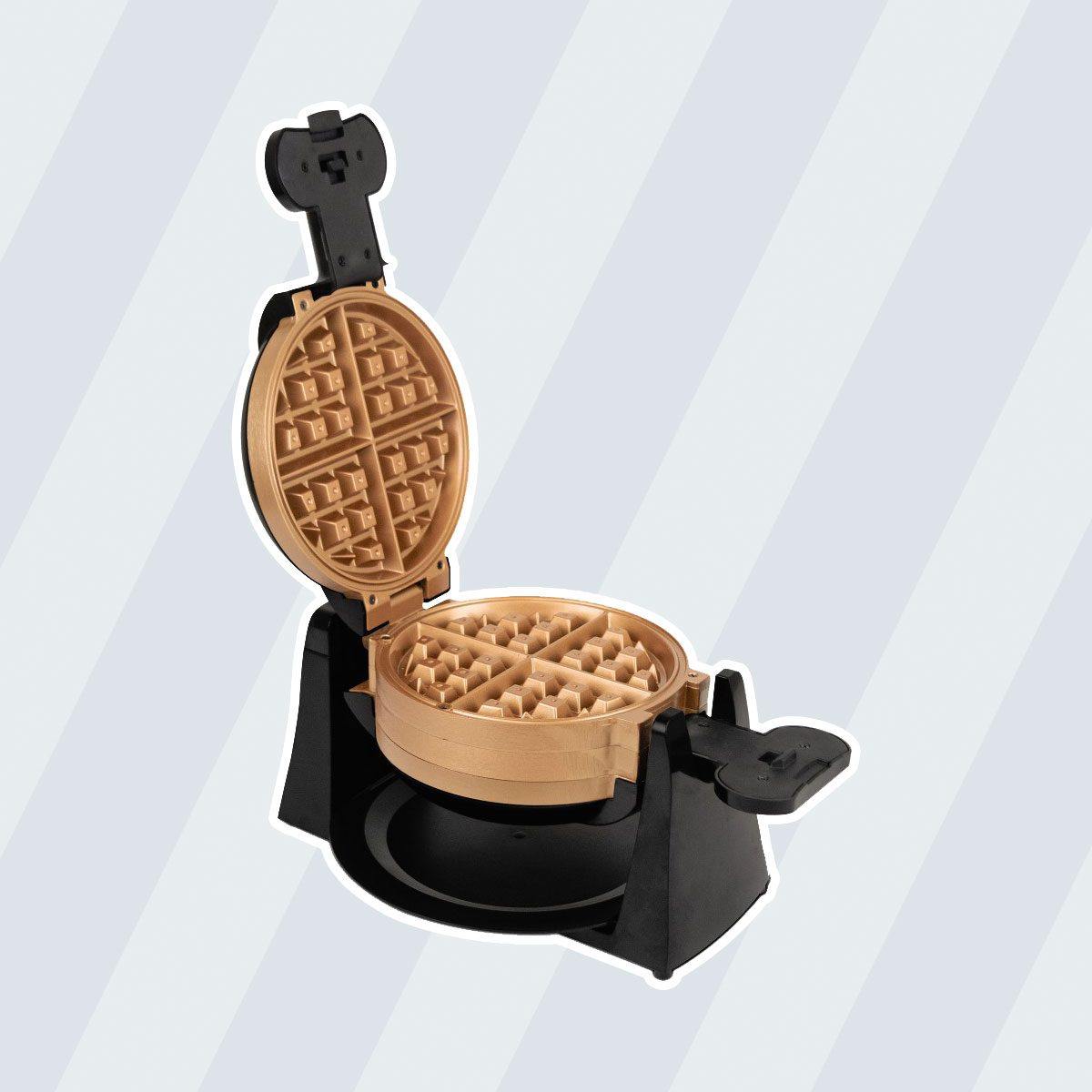 Double Rotating Waffle Maker
