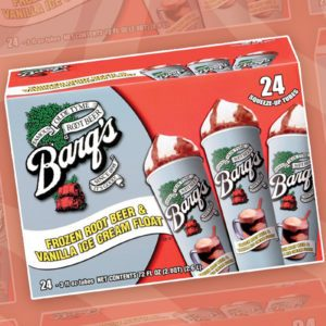 Barq's Is Making 100-Calorie Freezer Pops that Taste Just Like a Root Beer Float