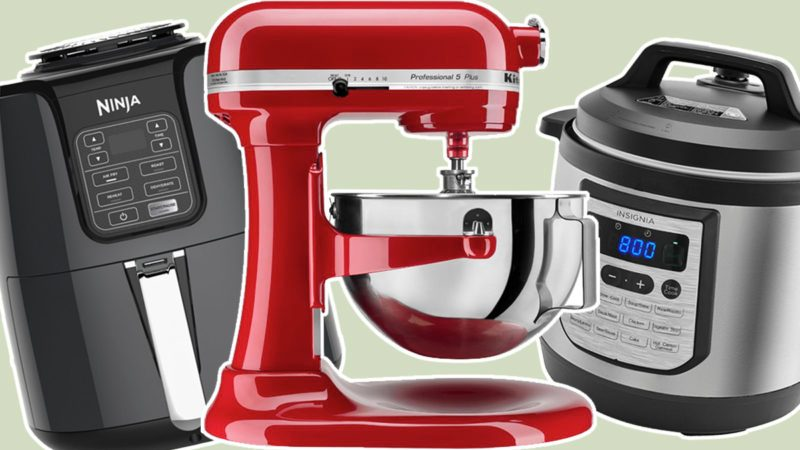 This Best Buy Sale Is Your One-Stop Shop for Great Kitchen Deals
