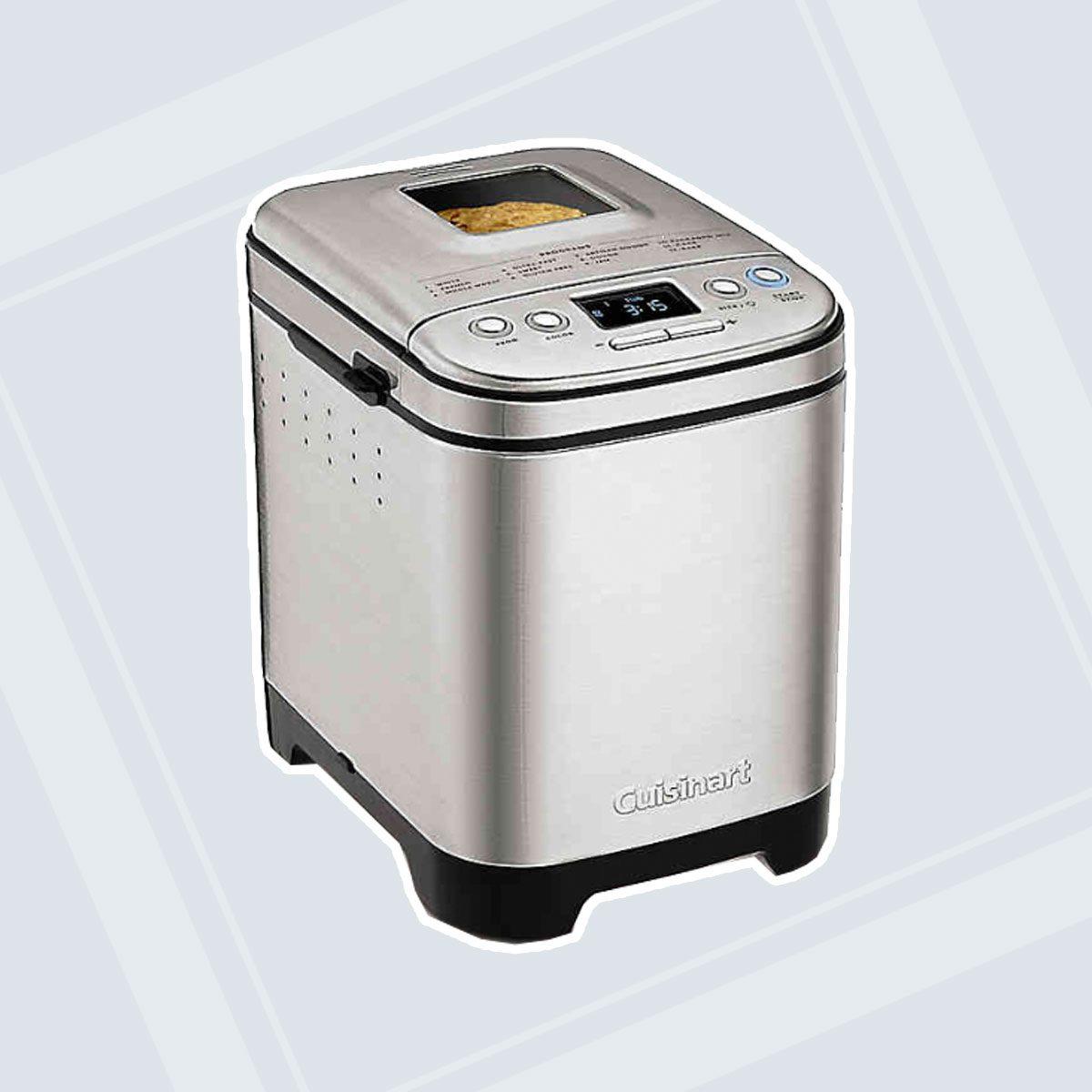 Cuisinart® 2 lb. Stainless Steel Breadmaker