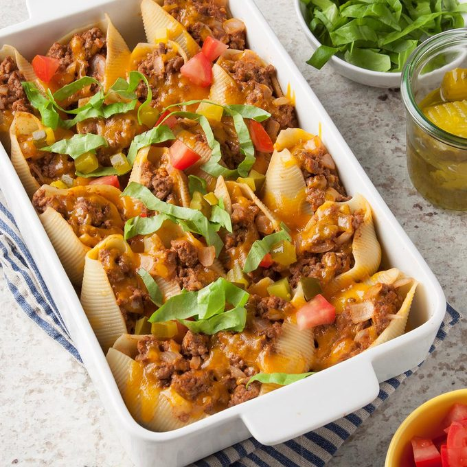 Cheeseburger Stuffed Shells Exps Ft19 243470 F 0711 1 2