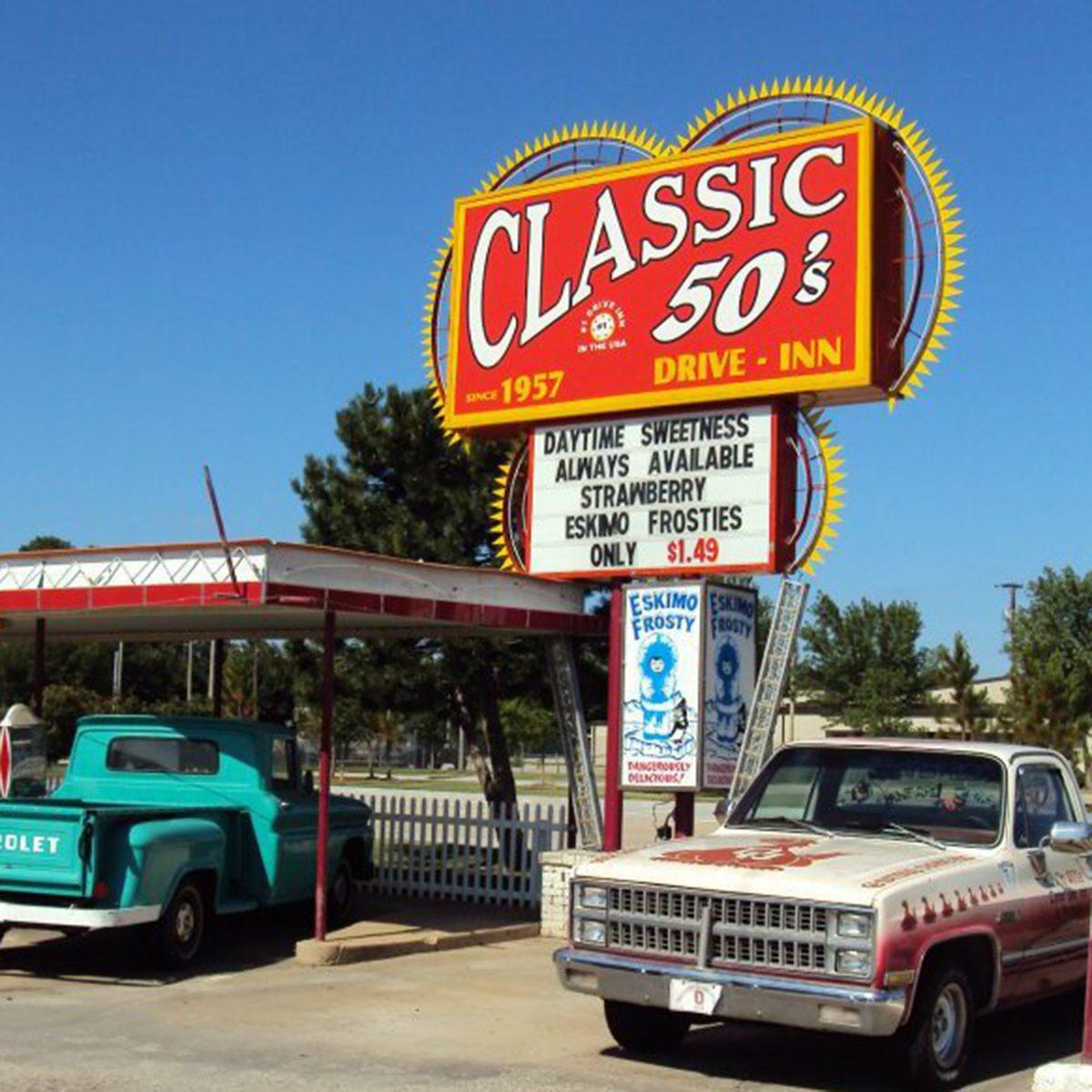CLASSIC 50'S DRIVE-INN