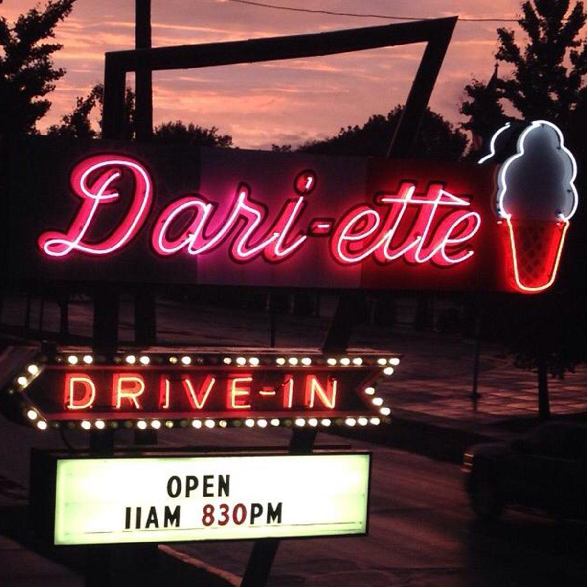 DARI-ETTE DRIVE-IN