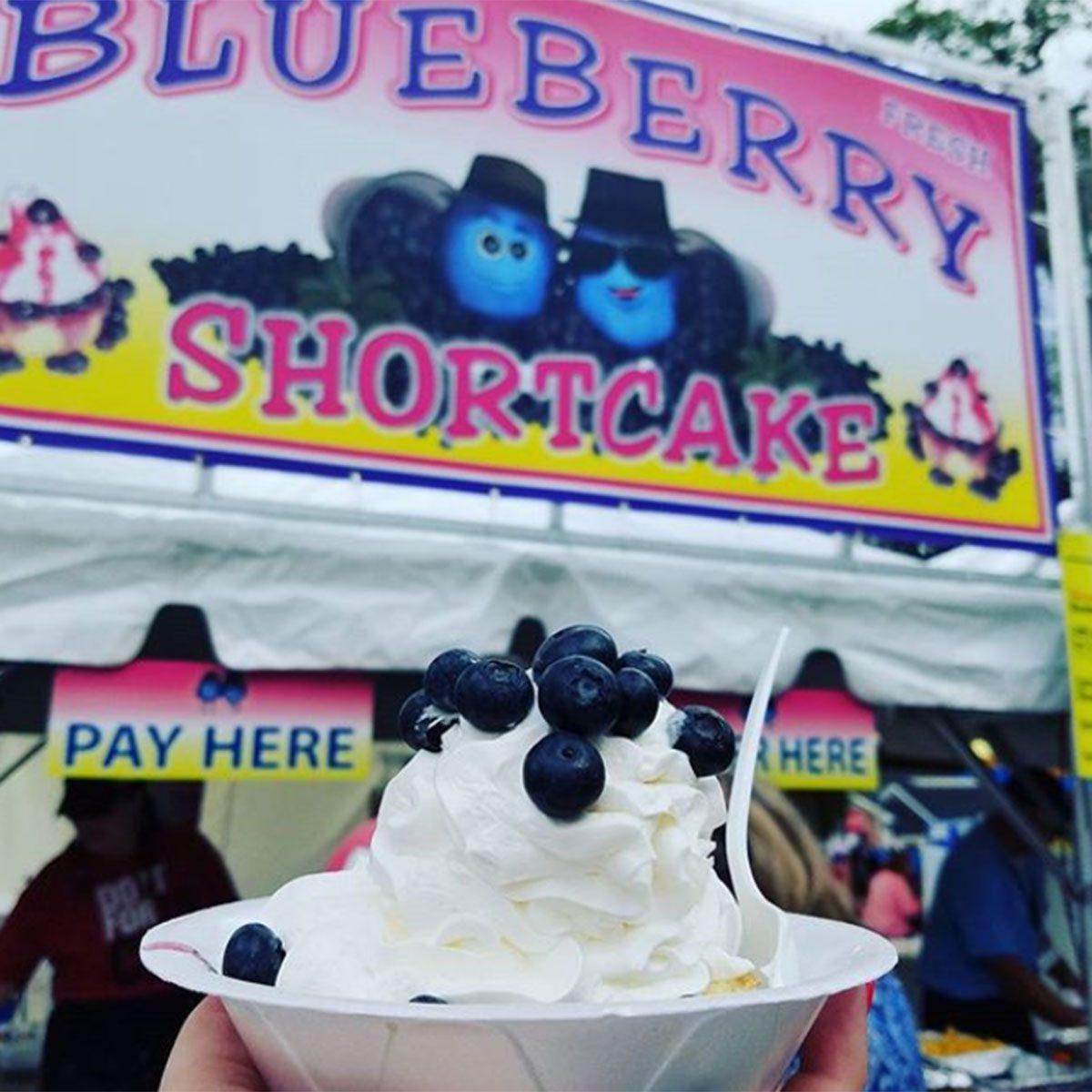 Florida Blueberry Festival