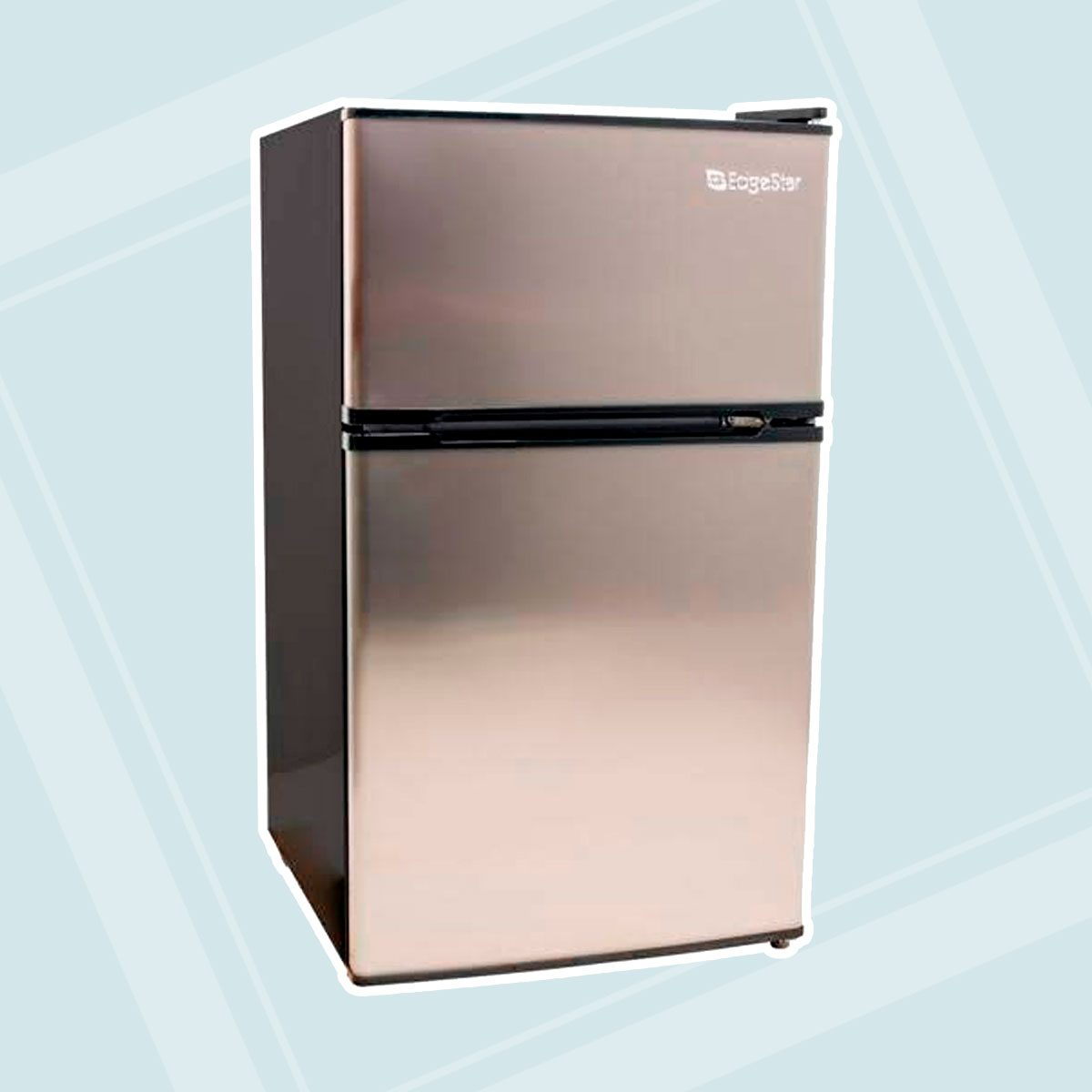 EdgeStar 3.1 Cu. Ft. Dorm-Sized Fridge/Freezer