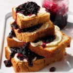Ginger Blueberry Jam