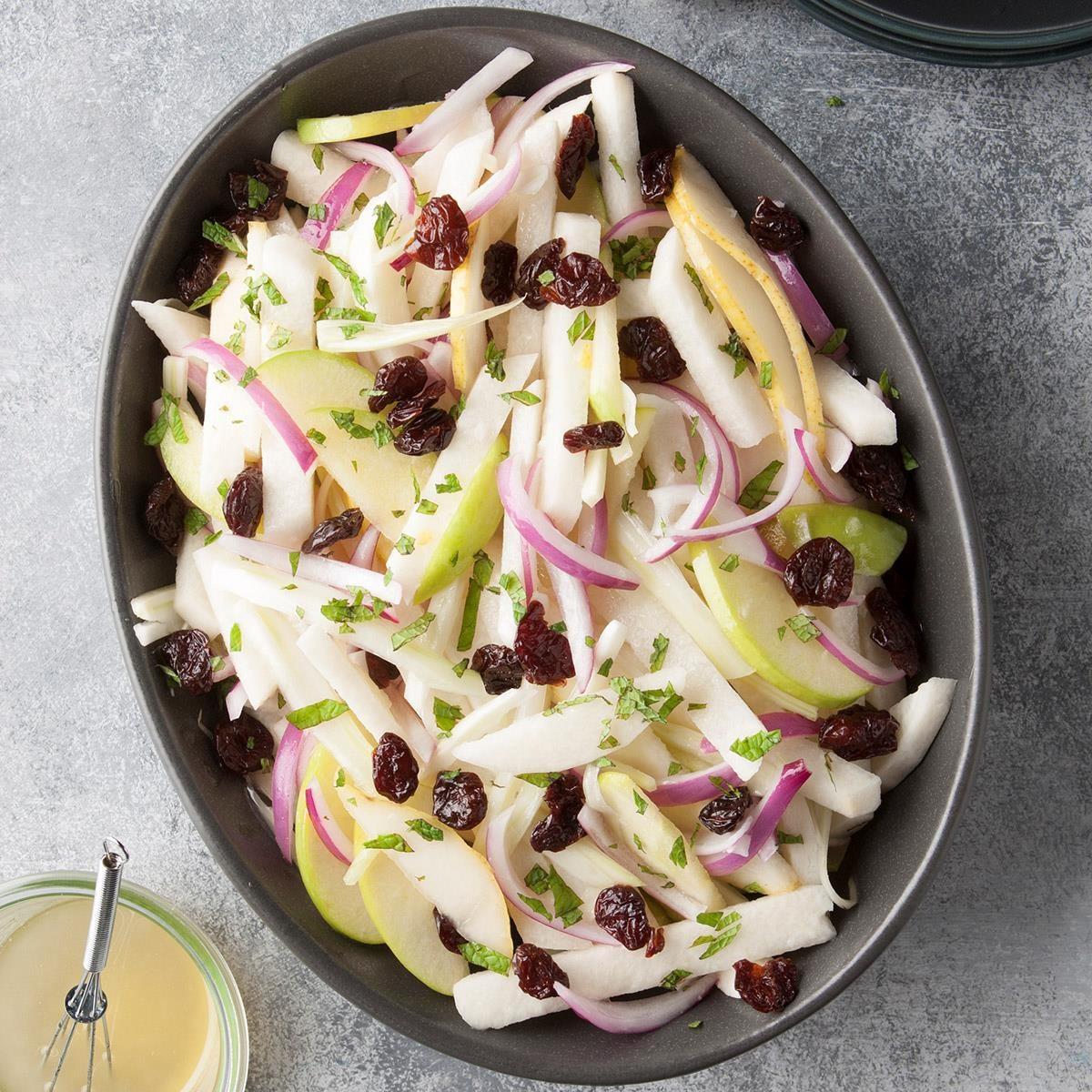 Fennel-Jicama Salad