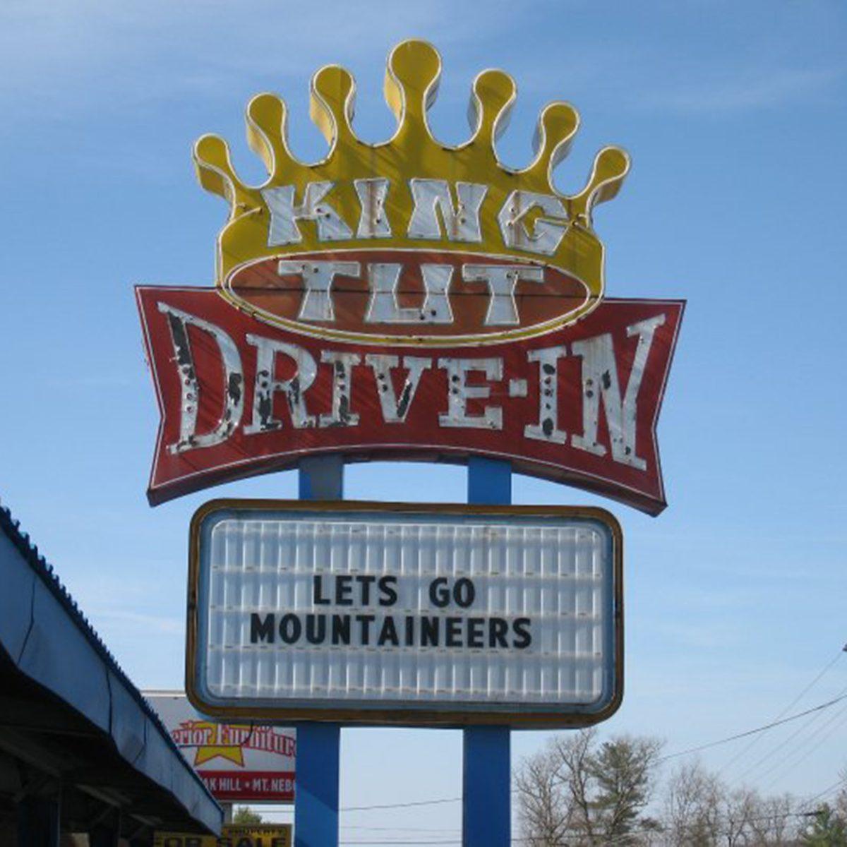 KING TUT DRIVE-IN