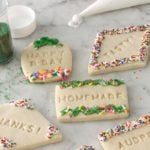 How to Make Stamped Message Cookies