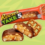 The Brand-New Reese's Take 5 Is All Your Favorite Treats in One