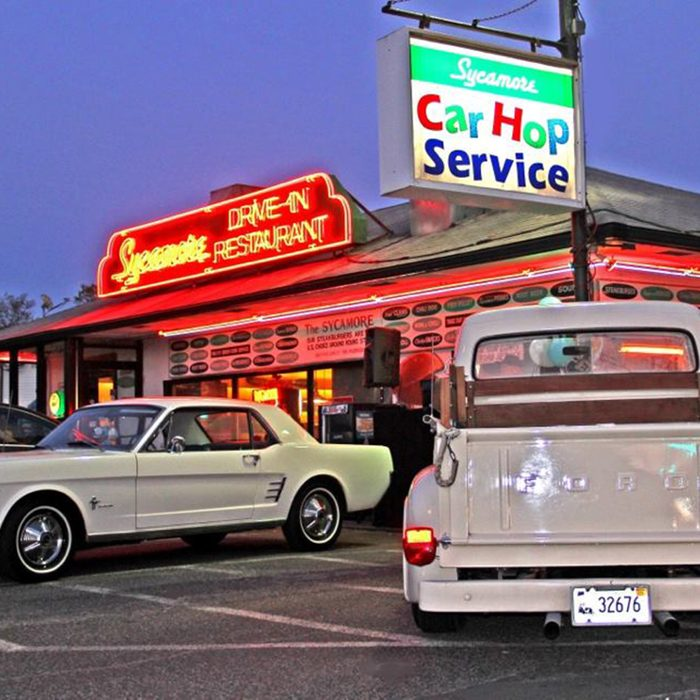 SYCAMORE DRIVE-IN