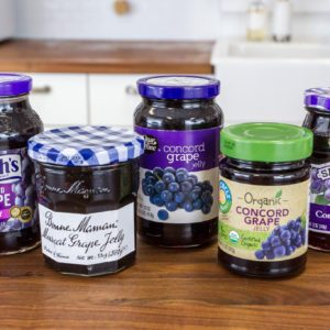 We Found the Best Grape Jelly for Your PB&J