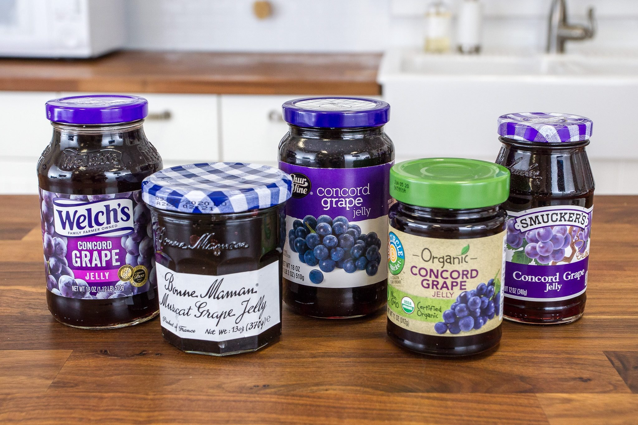 Grape Jelly For Your Pb J