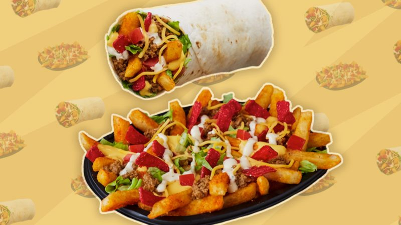 Taco Bell Is Testing Out 3 New Loaded Nacho Fries This Summer