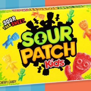 New Bags of Sour Patch Kids Let You Choose Just Red or Just Blue