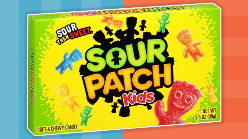 These New Bags of Sour Patch Kids Will Let You Choose Just Red or Just Blue