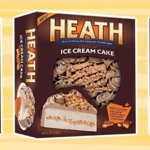 This Heath Ice Cream Cake Makes It Feel Like Your Birthday Every Day