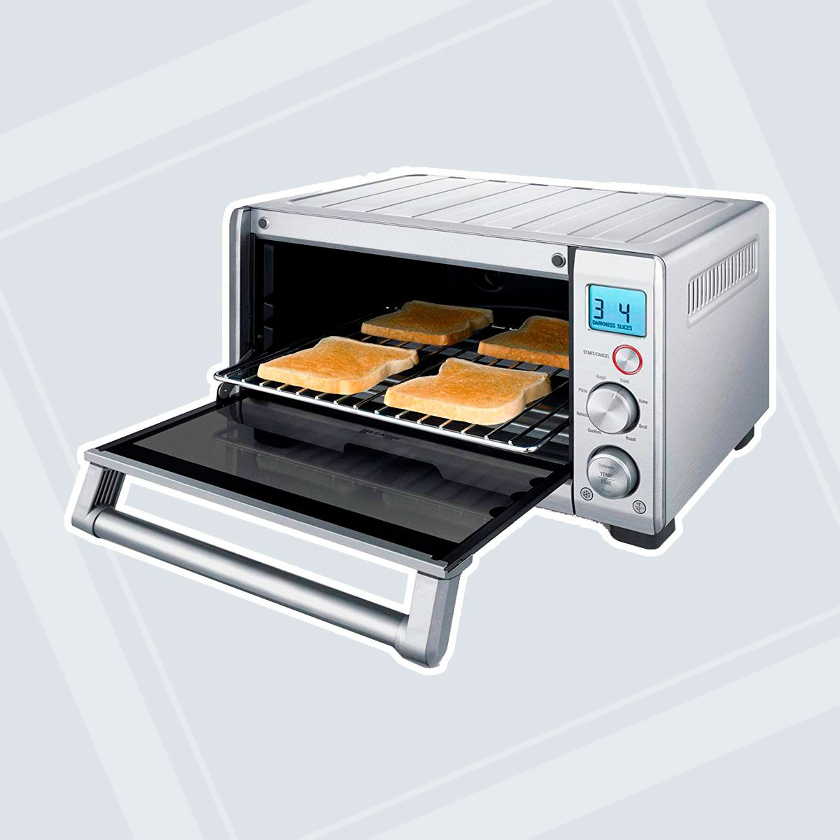 Breville Compact Countertop Electric Toaster Oven