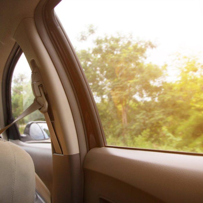 Clean car windows