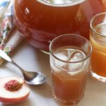 This Is the White Peach Iced Tea Recipe You've Been Waiting For